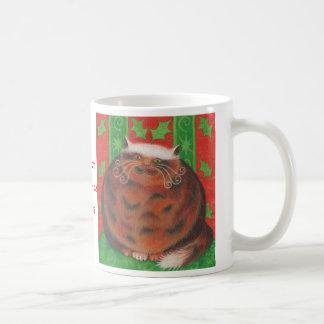 Christmas Pud mug