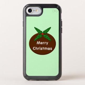 Christmas Pudding Custom Phone Case