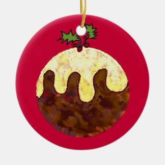 Christmas Pudding Decoration (ornament)