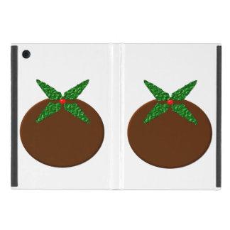 Christmas Pudding iPad Mini Case