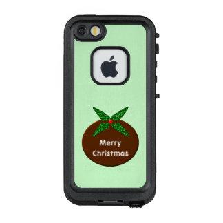 Christmas Pudding Phone Case