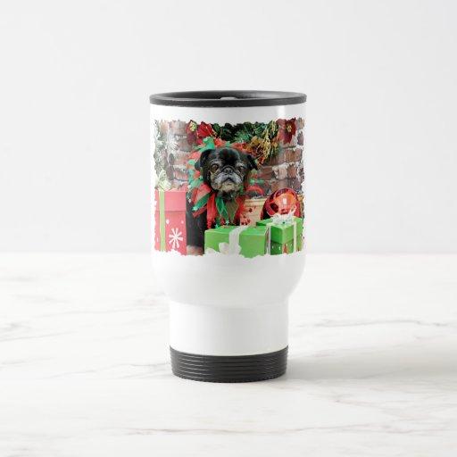 Christmas - Pug - Penny Coffee Mug
