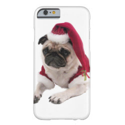 Case-Mate Barely There iPhone 6 Case with Pug Phone Cases design