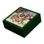 Christmas - Pug - Spencer Gift Boxes