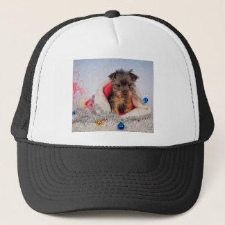 Christmas Pup Trucker Hat