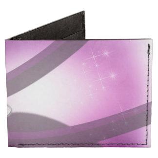 Christmas Purple Style Tyvek Wallet