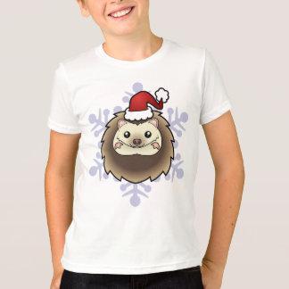 Christmas Pygmy Hedgehog T-Shirt