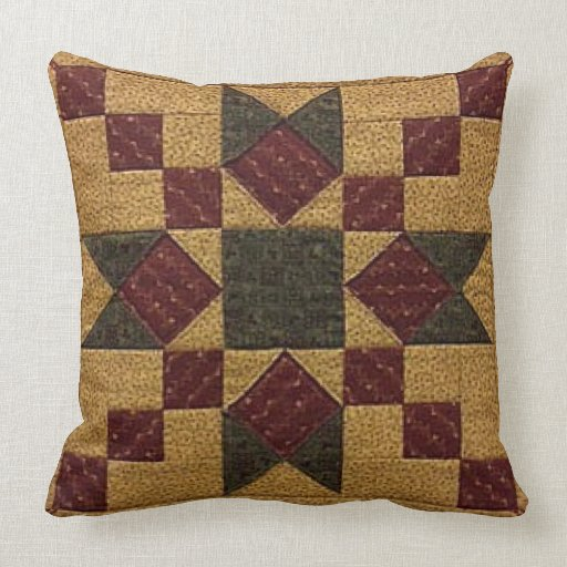 Throw Pillow Design Patterns :