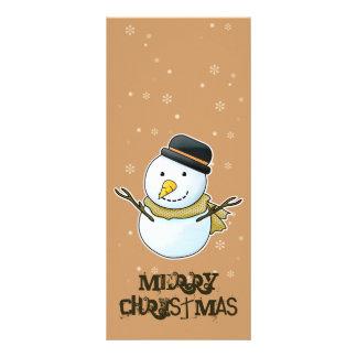 Christmas Rack Card