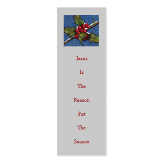 CHRISTMAS RACK CARDS: CHURCH INVITATIONS BUSINESS CARD TEMPLATE