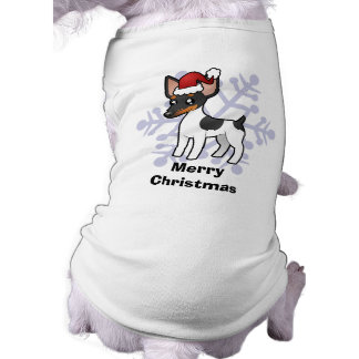 Christmas Rat Terrier / Toy Fox Terrier Shirt