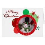 Christmas Rattie Card