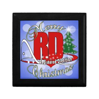 CHRISTMAS RD REGISTERED DIETITIAN GIFT BOX
