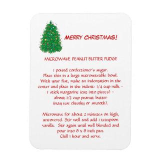 Christmas Recipe Magnet
