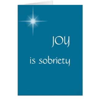 Christmas recovery card - customizable!