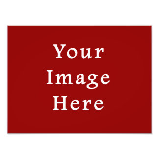 Christmas Red Deep Burgundy Color Trend Template Photo