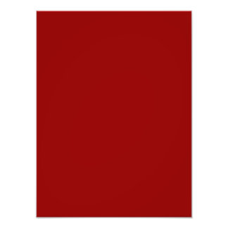 Christmas Red Deep Burgundy Color Trend Template Photograph