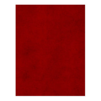 Christmas Red Solid Holiday Color Background Trend Postcard