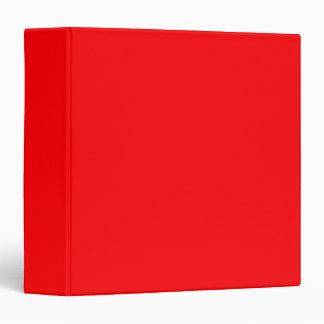 Christmas Red Velvet Binders