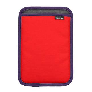 Christmas Red Velvet Sleeve For iPad Mini
