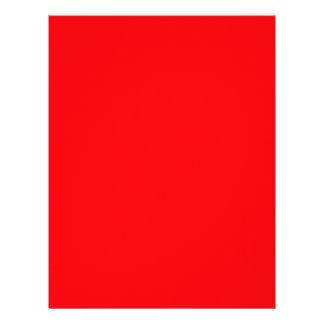 Christmas Red Velvet Letterhead