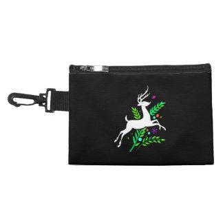 Christmas Reindeer Accessory Bag