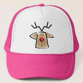 Christmas Reindeer Gift Trucker Hat