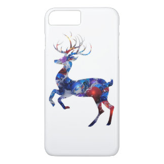 Christmas Reindeer iPhone 8 Plus/7 Plus Case