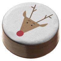 Christmas Reindeer Party Favor Dessert