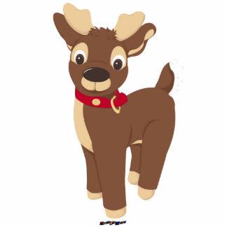 Christmas Reindeer Acrylic Cut Out