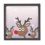 Christmas Reindeer Premium Gift Box