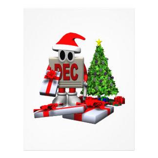 Christmas Reminder Custom Flyer
