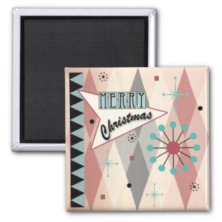 Christmas Retro 01 Magnet