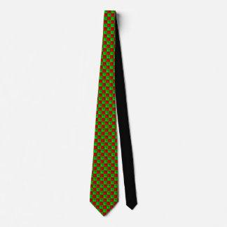 Christmas Rhombus™ Mens' Necktie