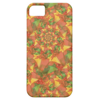 Christmas Ribbon Spiral iPhone 5 Covers