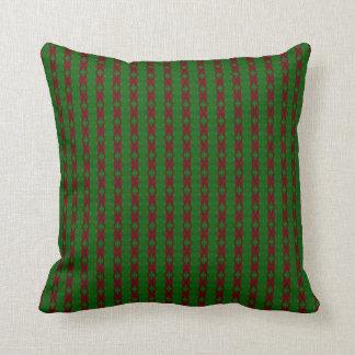 Christmas Ribbons 1 Pillow