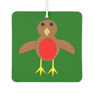 Christmas Robin Air Freshener