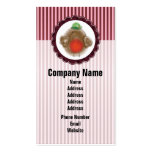 Christmas Robin Business Cards