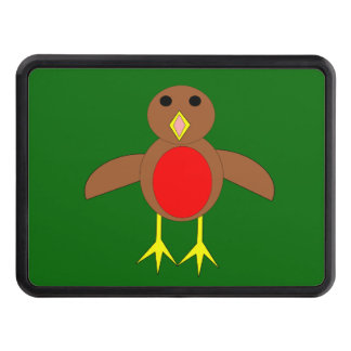 Christmas Robin Hitch Cover