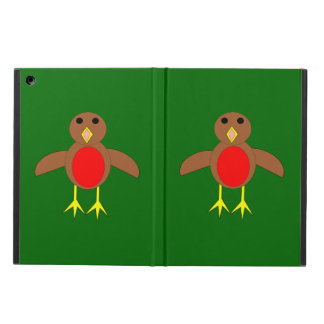 Christmas Robin iPad Case
