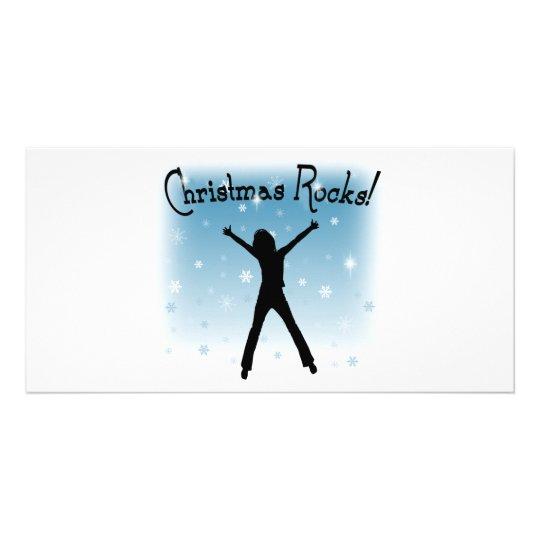 Christmas Rocks! Card