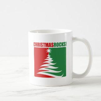 Christmas Rocks! Coffee Mugs