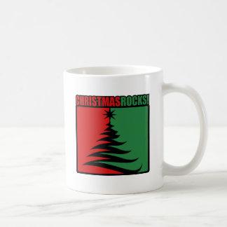 Christmas Rocks! Mugs