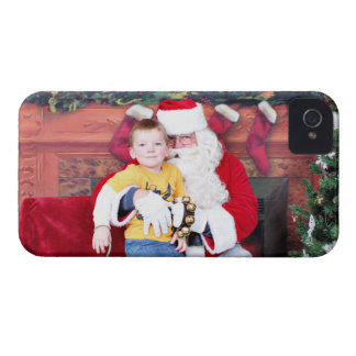 Christmas - Roman Case-Mate iPhone 4 Case