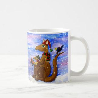 Christmas Roos Coffee Mug