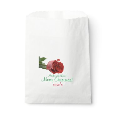 Beach Themed Christmas | Rose Petal, Treats, Favors Bags