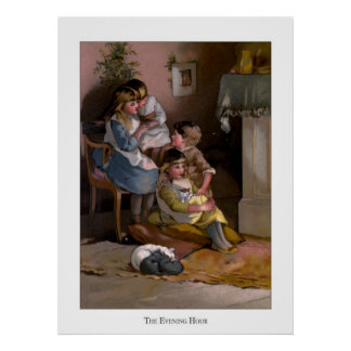 Christmas Roses: The Evening Hour Posters