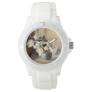 Christmas Roses Watch