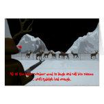 Christmas: Rudolph's Revenge Greeting Cards