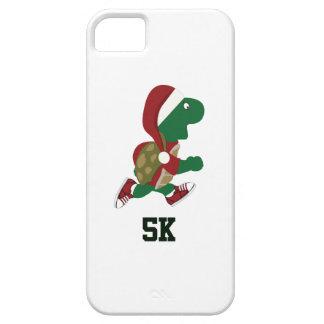 Christmas Running Turtle 5K iPhone SE/5/5s Case